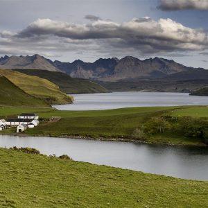 Gesto Bay, Isle of Skye Scotland, 2007