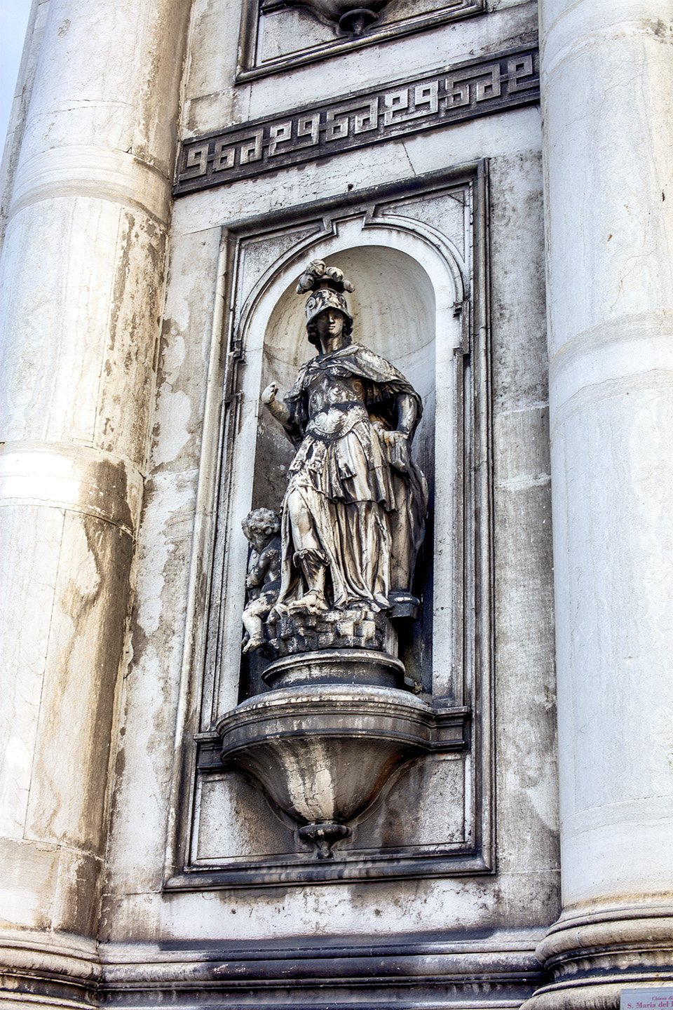 Church of Santa Maria del Rosario, Venice, Italy, July 14, 2018