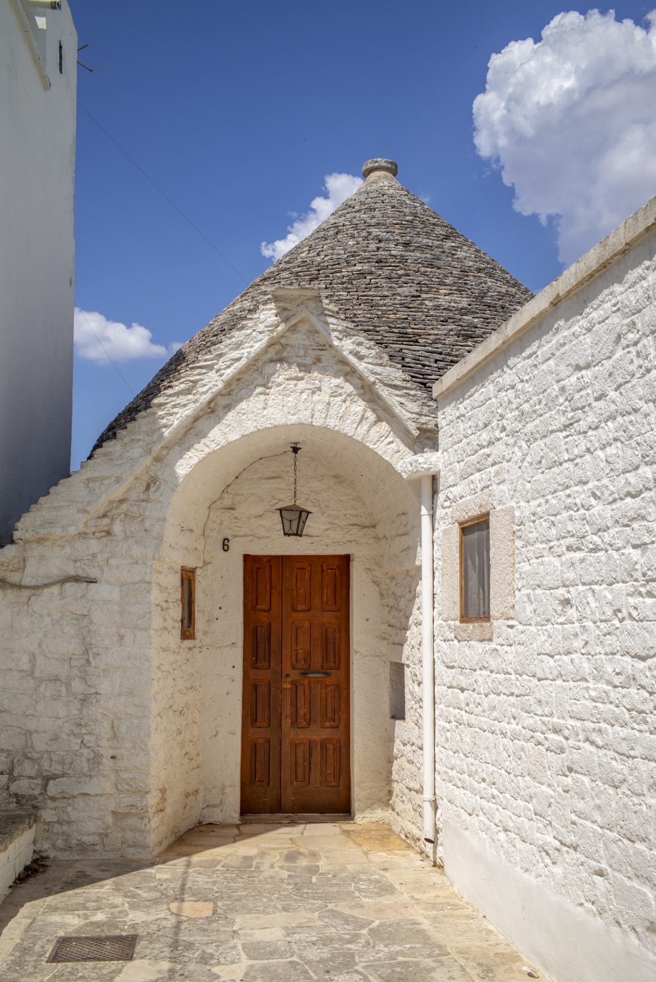 Trullo Home, Alberobello, Italy, August 13, 2018