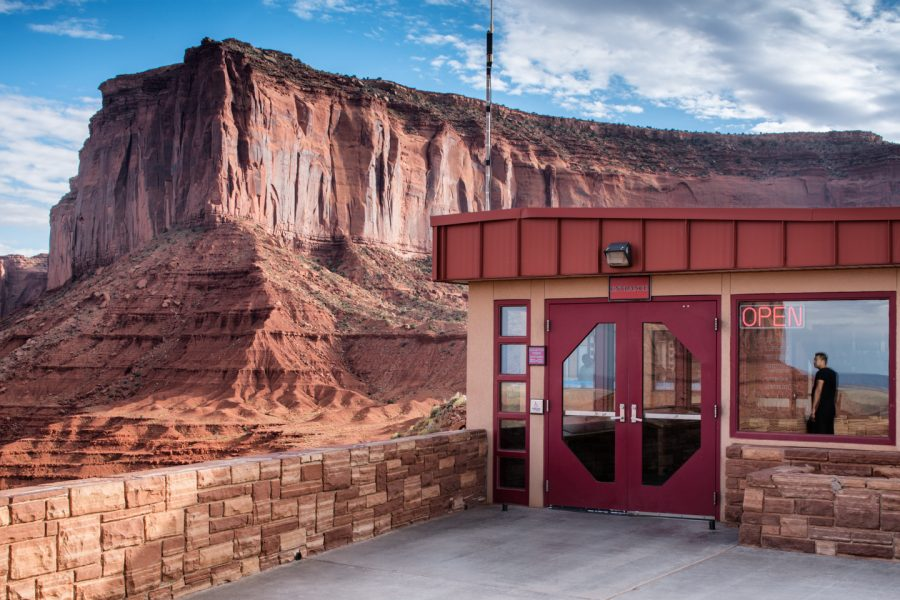 Color, Photograph, Open, Monument Valley, Utah, September 22, 2015
