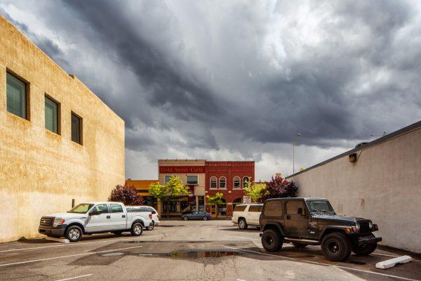Gold Street Caffe, Albuquerque, New Mexico, April 24, 2015