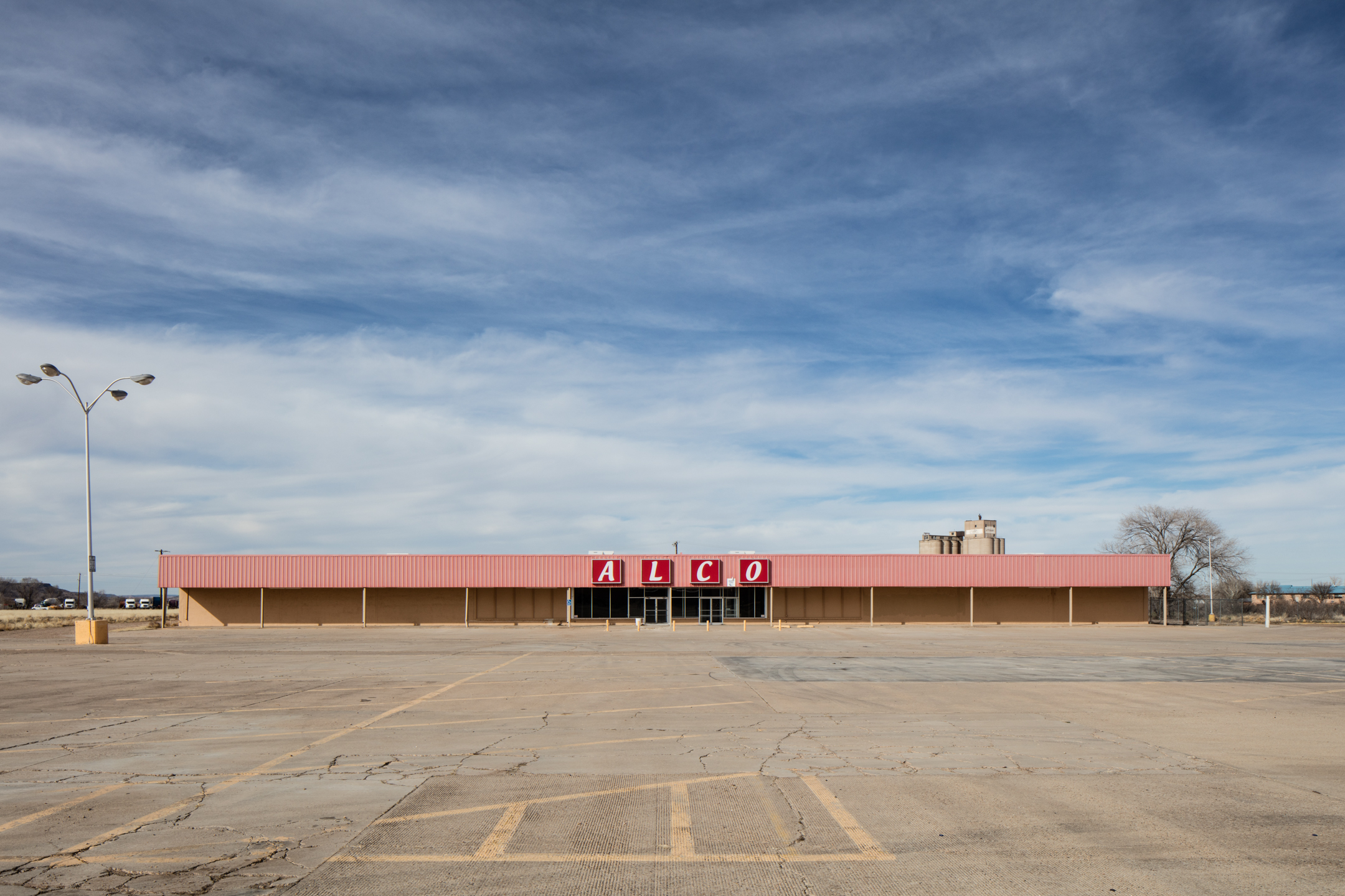 Alco, Tucumcari, New Mexico, February 18, 2017