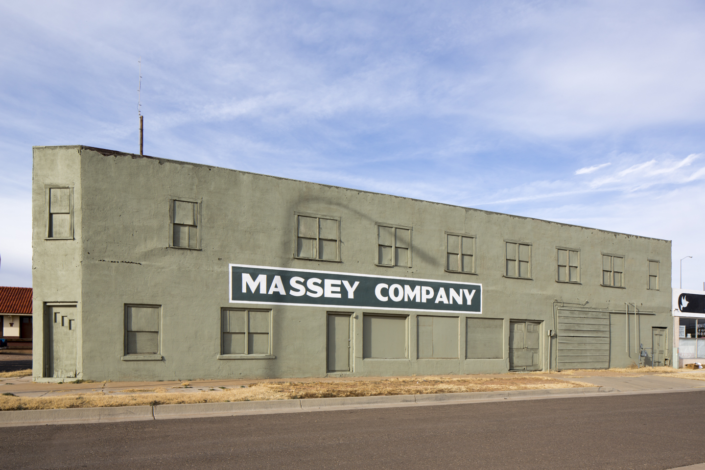 Massey Company, Tucumcari, New Mexico, December 6, 2014