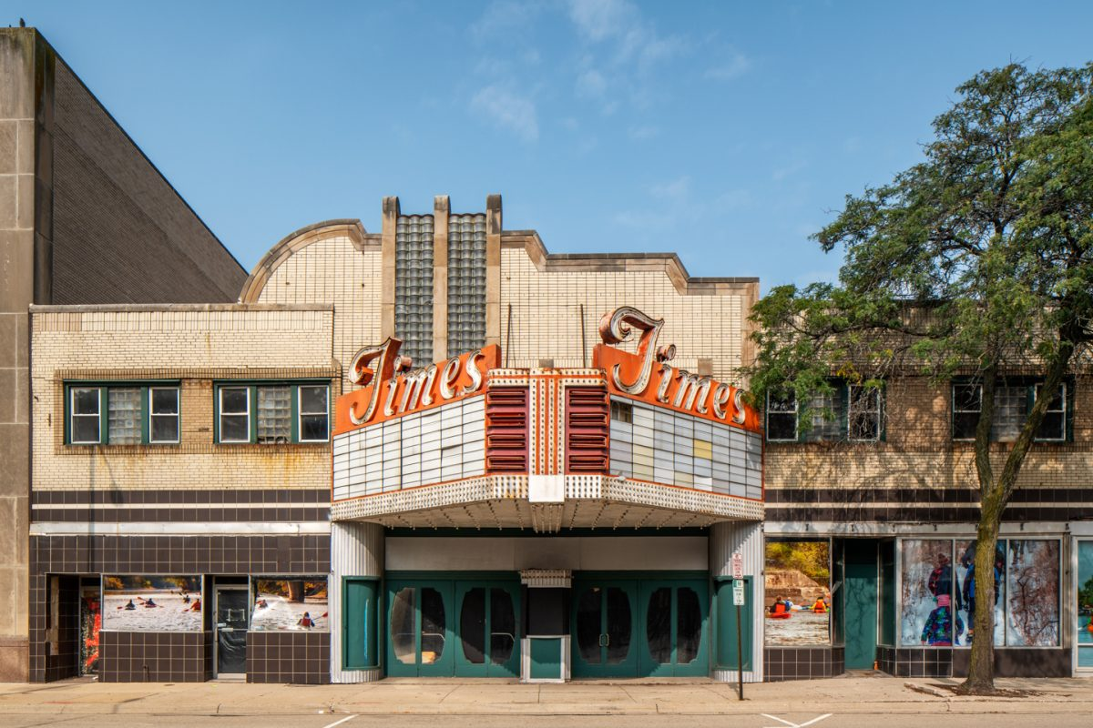 Times Theatre, Rockford, Illinois, September 14, 2020