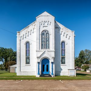Charleston Masonic Lodge, Charleston, Missouri, September 19, 2020