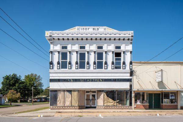 Independent Order of Off Fellows, Charleston, Missouri, September 19, 2020