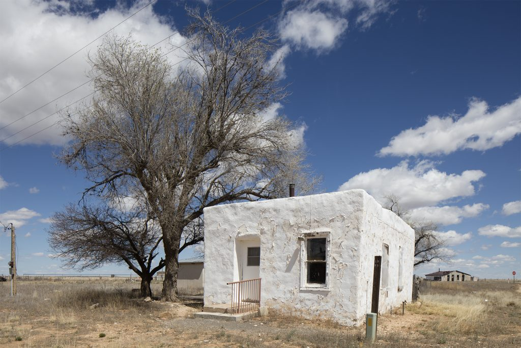 White House, Cedarvale, New Mexico, 2016